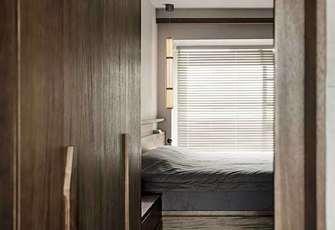 20万以上140平米四室一厅日式风格卧室装修案例
