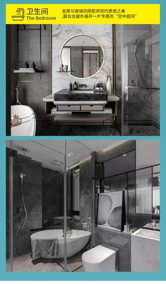 120平米三中式风格卫生间装修案例