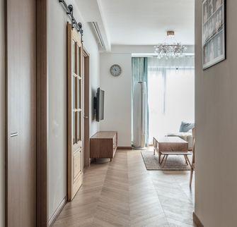 10-15万80平米一室两厅北欧风格走廊设计图