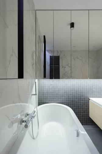 3万以下100平米现代简约风格卫生间装修案例