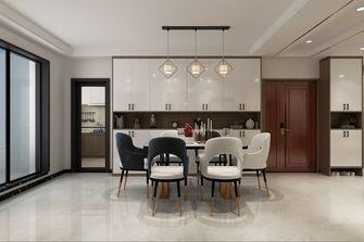 富裕型120平米三室两厅新古典风格餐厅设计图