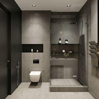 富裕型120平米三室两厅现代简约风格卫生间效果图