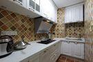 5-10万70平米美式风格厨房设计图