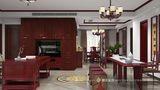 5-10万140平米四室四厅中式风格客厅装修图片大全
