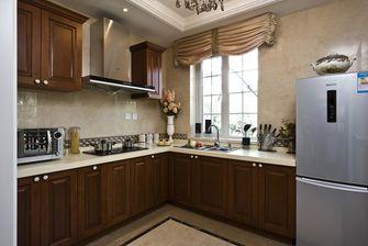 富裕型140平米复式欧式风格厨房图片