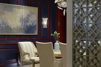 120平米三欧式风格客厅设计图