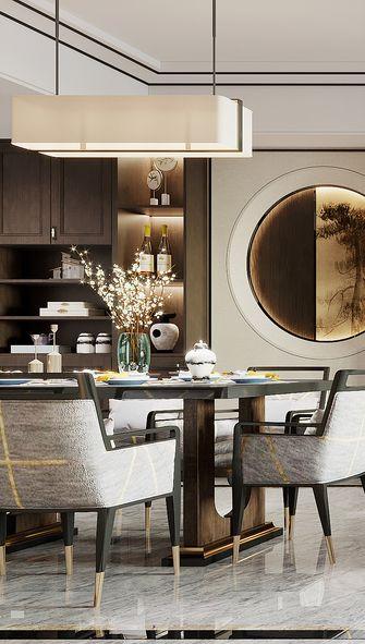 20万以上90平米三室一厅中式风格厨房效果图
