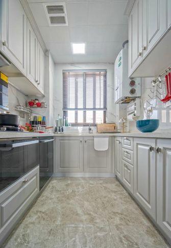 10-15万130平米三田园风格厨房图片