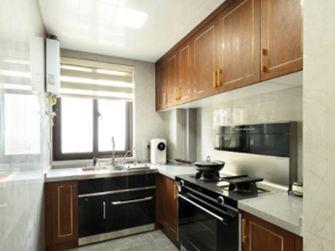 10-15万80平米中式风格厨房装修效果图