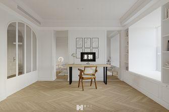 豪华型140平米三法式风格书房设计图