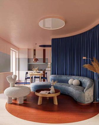 3万以下70平米现代简约风格客厅装修图片大全