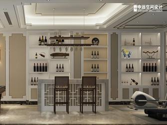 20万以上140平米别墅中式风格储藏室图
