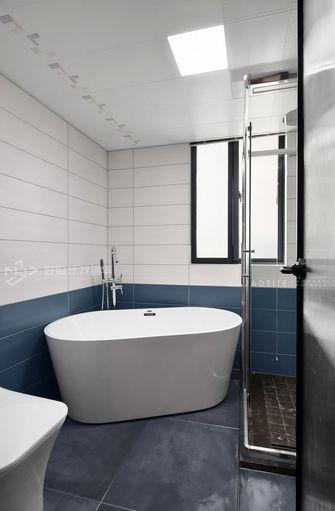 140平米三室四厅现代简约风格卫生间装修案例