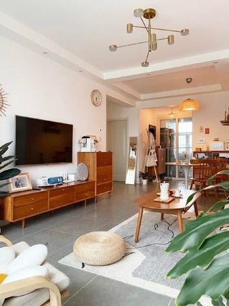 5-10万70平米日式风格客厅设计图