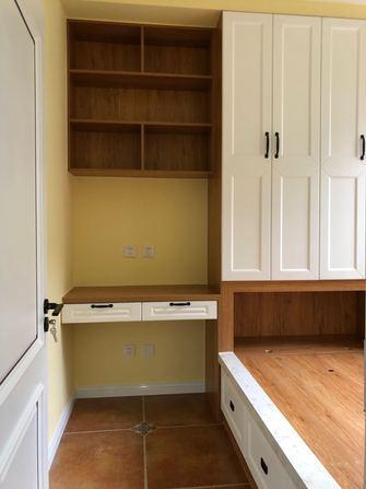 经济型80平米三室两厅混搭风格卧室装修案例