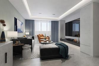 15-20万90平米三室两厅现代简约风格客厅装修效果图