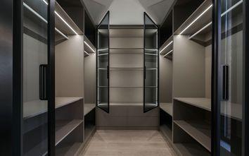 豪华型140平米复式北欧风格衣帽间欣赏图