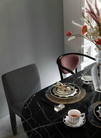5-10万100平米法式风格餐厅装修案例