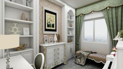 5-10万70平米欧式风格书房装修效果图