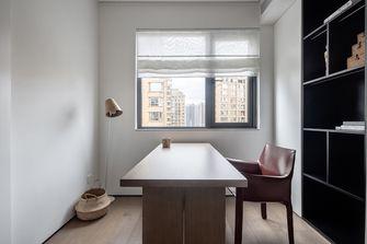豪华型130平米三室一厅现代简约风格书房装修图片大全