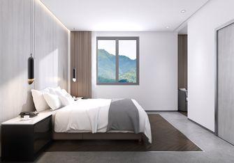 15-20万140平米公装风格卧室图片大全