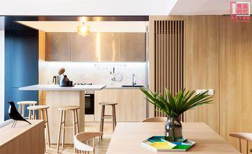100平米日式风格厨房装修案例