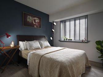 100平米三工业风风格卧室装修案例