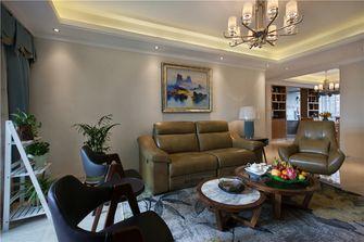 5-10万110平米三东南亚风格客厅图片