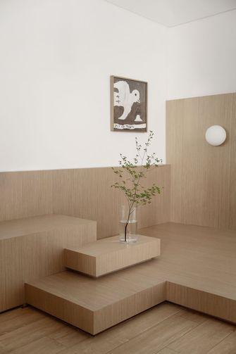 富裕型50平米小户型日式风格客厅装修效果图