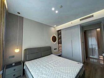 富裕型120平米三室两厅现代简约风格卧室欣赏图