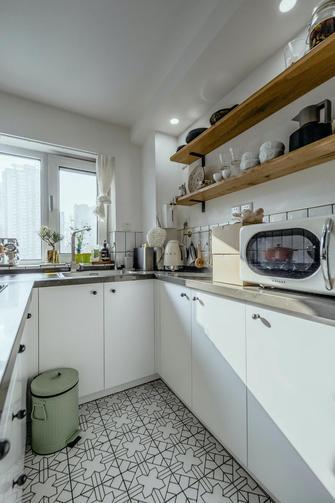 5-10万40平米小户型北欧风格厨房装修效果图
