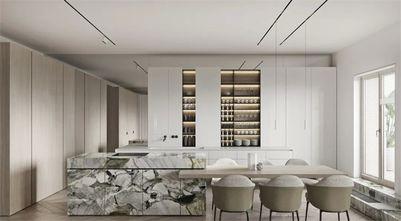 10-15万120平米三室两厅现代简约风格厨房设计图