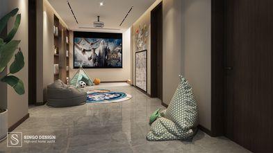 20万以上140平米别墅轻奢风格走廊图片