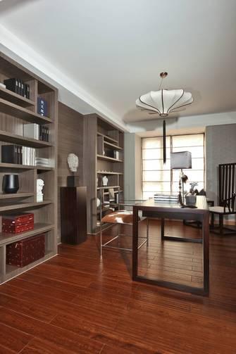 15-20万140平米四室两厅中式风格书房装修图片大全