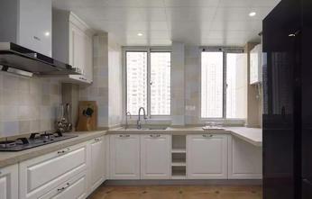 经济型120平米四室一厅美式风格厨房装修案例