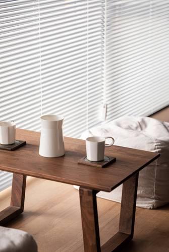富裕型60平米一居室现代简约风格客厅装修案例
