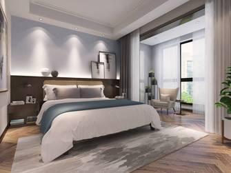 豪华型140平米四现代简约风格卧室设计图