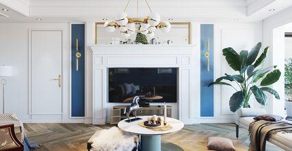 20万以上140平米三室两厅法式风格客厅效果图
