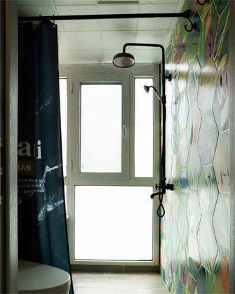 10-15万70平米三室两厅混搭风格卫生间图片大全