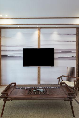 50平米公寓中式风格客厅欣赏图