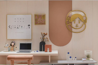 经济型50平米一室两厅轻奢风格其他区域图片大全