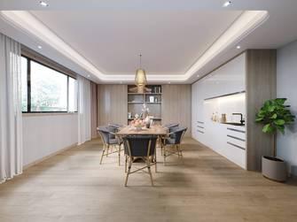 20万以上140平米别墅北欧风格储藏室图