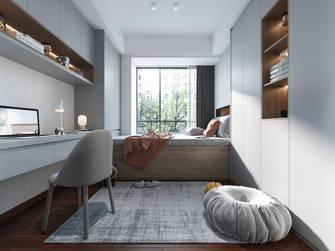 130平米三室一厅北欧风格书房装修案例