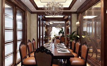 经济型140平米四新古典风格餐厅装修效果图