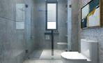 140平米三新古典风格卫生间图