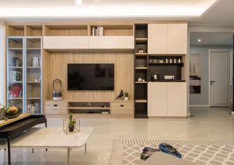 富裕型90平米三北欧风格客厅效果图
