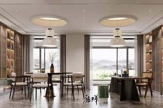 豪华型140平米复式中式风格餐厅装修图片大全