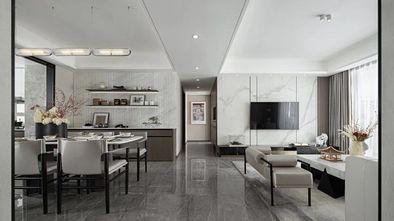 15-20万120平米三室三厅混搭风格卧室欣赏图