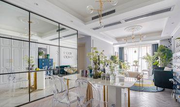 15-20万120平米公寓轻奢风格餐厅图片大全