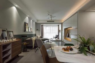 5-10万120平米四室两厅新古典风格客厅装修案例
